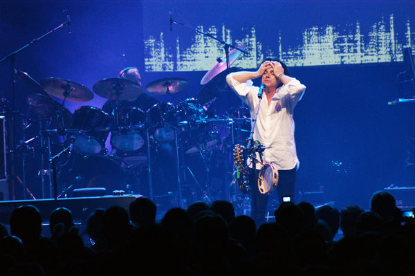 Montreal Review Marillion at L'Olympia - Cred: Kieron Yates