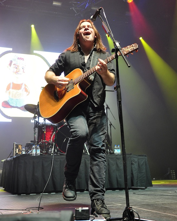 Great Big Sea at Mile One - Photo Cred: Shawn Peckford