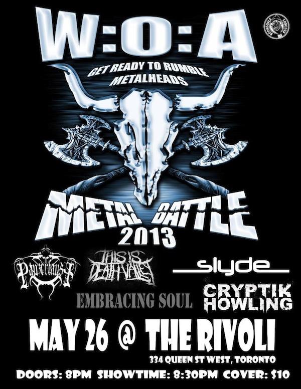 Pick Of The Week Wacken Metal Battle 5