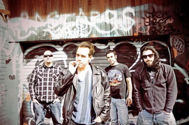 L-R:  Mason Le Von — Drums | Spencer Le Von — Vocals/ Guitar | Adam Zlotnik — Bass | Eytan Gordon — Guitar