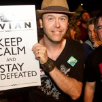 Def Leppard Fans Vivian keep calm