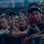 Fans at Rush Concert