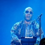 Stevie Wonder harpejji