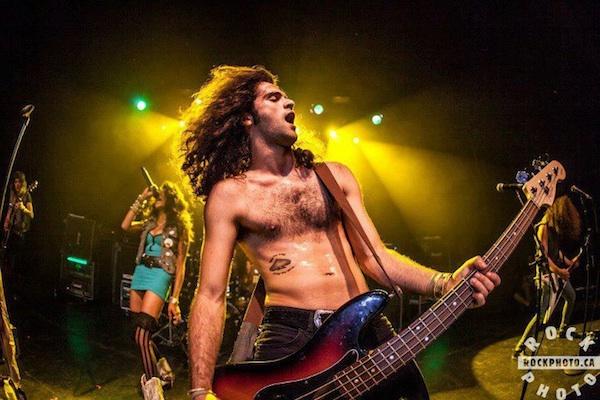 Tommy Cee - Courtesy of Rock Photo.ca