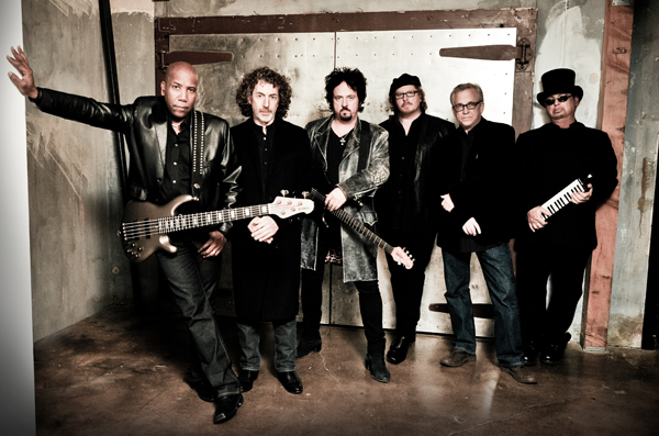 Legends TOTO are back with their 2013 tour!