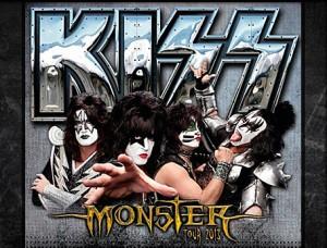 KISS - Monster Tour 2013