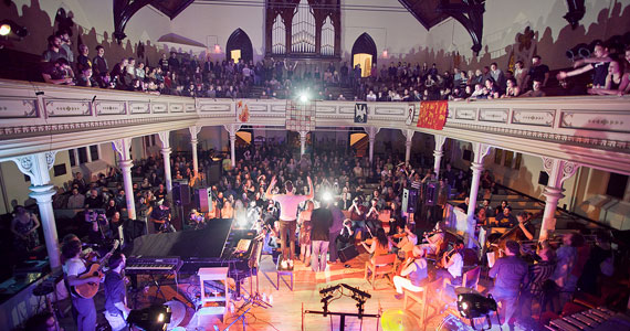 Halifax Pop Explosion 2013 have announced their first acts