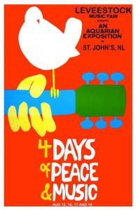 Leveestock - 4 Days of Peace & Music