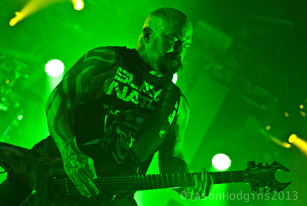 Slayer at Kool Haus, November 21, 2013