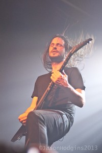 Gojira at Kool Haus, November 21, 2013