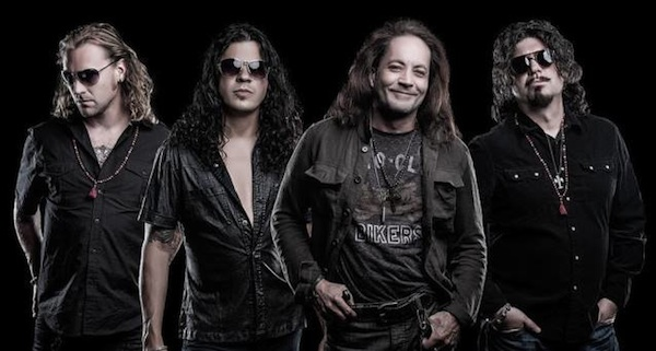 JAKE E LEE's New Band Signs Record Deal With FRONTIERS RECORDS