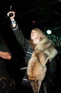 Arkona at Hard Luck Bar October 31, 2013