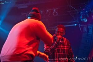Wu-Tang Clan at Kool Haus, November 28,2013