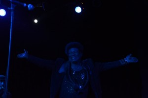 Charles Bradley at Kool Haus, December 12, 2013